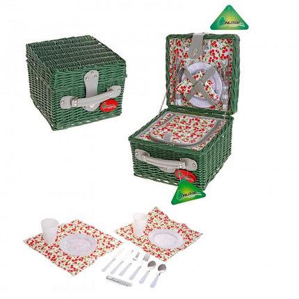 Корзина-холодильник для пикника Iren на 2 персоны, фото 2