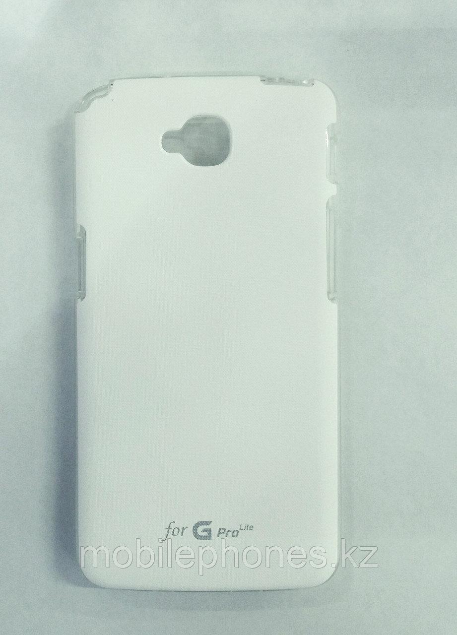Чехол силикон  LG G pro Lite D686