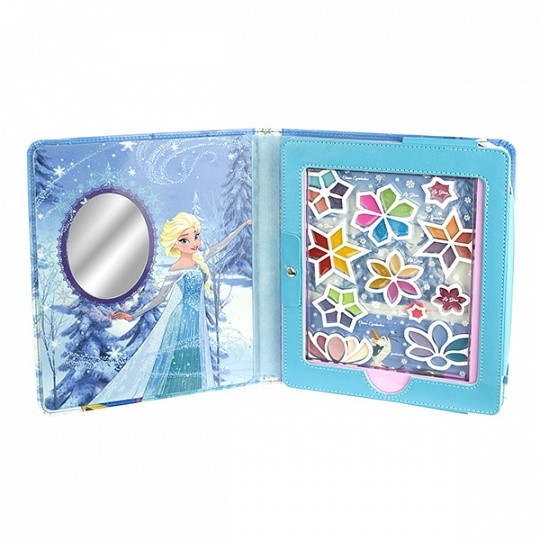 Markwins 9607051 Frozen Набор детской декоративной косметики в чехле для планшета