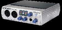 Внешний компактный звуковой интерфейс Presonus FireStudio Mobile