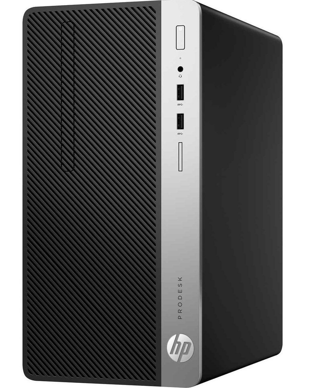 ProDesk 400 G4 MT i7-7700 256G 8.0G DVDRW Win10 Pro