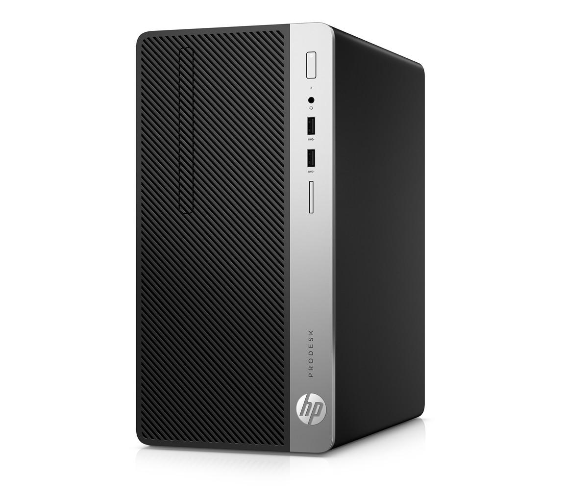 HP 400G4PD MT I77700 1TB 4.0G 8 PC