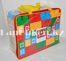 Детский конструктор 68 крупных деталей