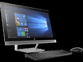 HP ProOne 440 G3 AiO NT i7-7700T 1TB 8.0G GeForce DVDRW Win10 Pro