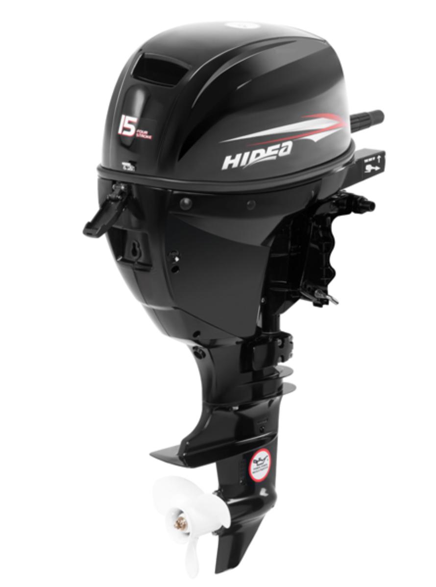 Лодочный мотор HIDEA 15 л.с