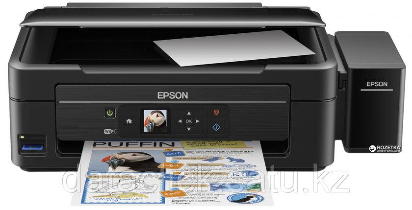 Epson L486 фабрика печати, Wi-Fi, фото 2