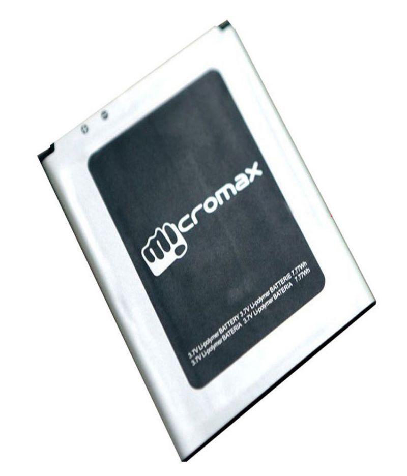 Заводской аккумулятор для Micromax Joy X1850 (X1850, 2000 mAh)