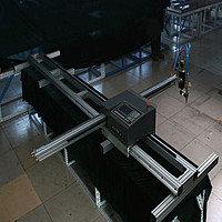 Станок плазменной резки с ЧПУ 1500*2500 мм портативный, без источника плазмы