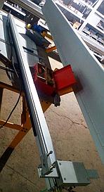 Станок газово-плазменной резки с ЧПУ 1600*4000 мм портативный для резки металла