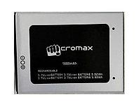 Заводской аккумулятор для Micromax Bolt D320 (D320, 1600 mAh)