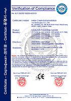 Кондуктометр-контроллер Create CCT-8301A с цветным мультидисплеем