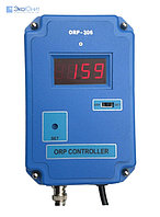 Контроллер ORP-306 для  мониторинга и контроля ОВП  воды