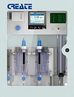 POP-8300А Система мониторинга и контроля свободного хлора, pH и температуры воды, фото 1