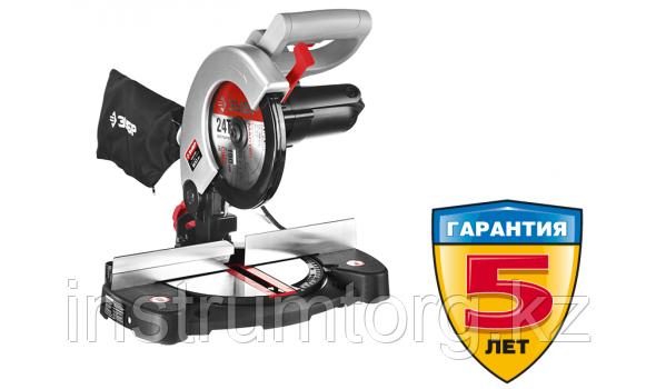ЗУБР  ЗПТ-190-1100 Л пила торцовочная, d 190 x 20 мм,  900 Вт