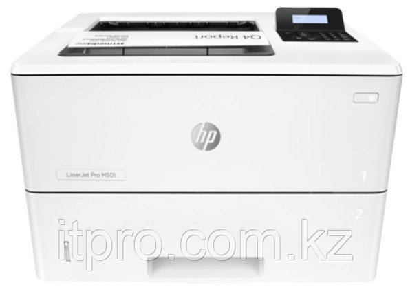 Принтер лазерный HP  LaserJet Pro M501n Printer