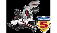 ЗУБР  ЗПТ-190-1200 ПЛ пила торцовочная с протяжкой, d 190 x 20 мм,  900 Вт