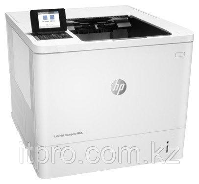 Принтер лазерный HP LaserJet Ent M607n