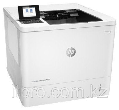 Принтер лазерный HP  LaserJet Ent M607dn (A4)