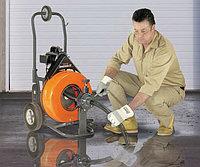 Профессиональная очистка труб и поверхностей от загрязнений