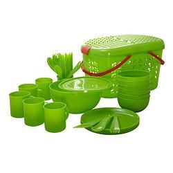 Наборы для пикника из пластика