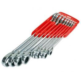 Набор комбинированных ключей с реверсивным храповиком 285 K/DS9