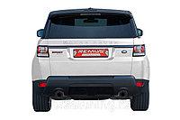Спортивная выхлопная система Remus на Range Rover Sport 5.0, фото 1