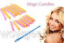Мягкие бигуди Magic Curirollers для длинных волос
