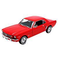 Welly 22451 Велли Модель винтажной машины 1:24 Ford Mustang 1964