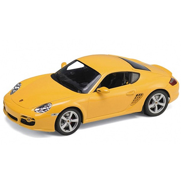 Welly 22488 Велли Модель машины 1:24 Porsche Cayman S