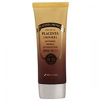 Premium Placenta Sun BB Cream SPF40 PA++ [3W CLINIC]