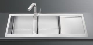 Кухонная мойка Smeg  LQR116F-2