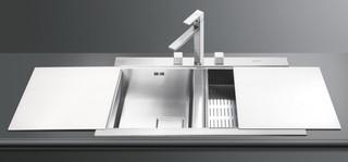 Кухонная мойка Smeg LQVB862-1