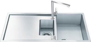 Кухонная мойка Smeg LR102