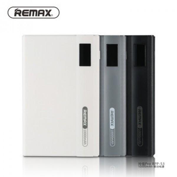 Внешний аккумулятор Remax Linon Pro Power Bank Pro RPP-53 10000mAh