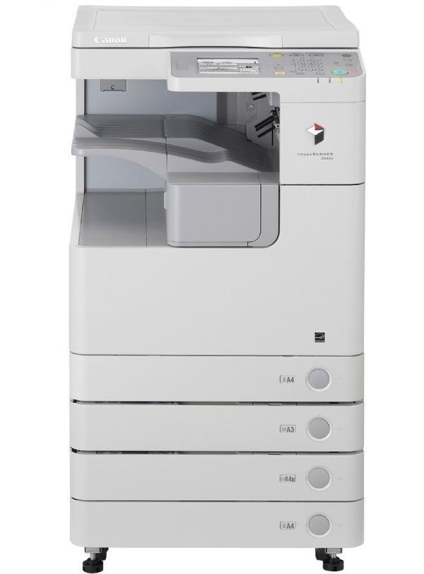 МФУ Canon imageRUNNER 2530i B (Лазерный, А3, Монохромный (черно - белый), USB, Ethernet, Планшетный) 2835B008