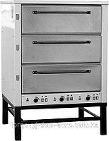 Хлебопекарная ярусная печь хпэ-500(нержавеющая сталь)