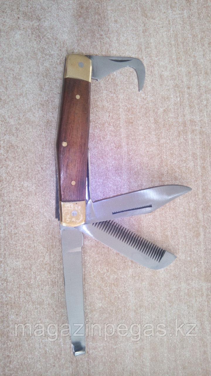 Нож многофункциональный для ковки