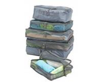 """Набор чехлов для путешествий """"БОН ВОЯЖ"""" 5pcs luggage organizer set"""