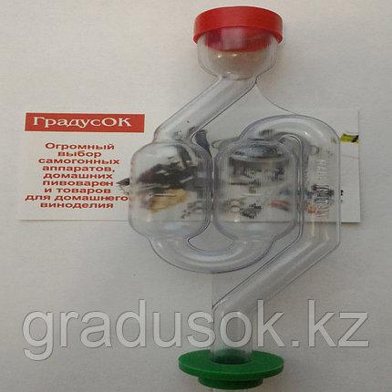 Гидрозатвор двухкамерный в комплекте, фото 2