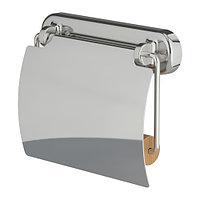 Держатель туалетной бумаги ВОКСНАН под хром ИКЕА, IKEA