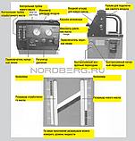 Установка для промывки и замены жидкости в АКПП NORDBERG CMT32, фото 7