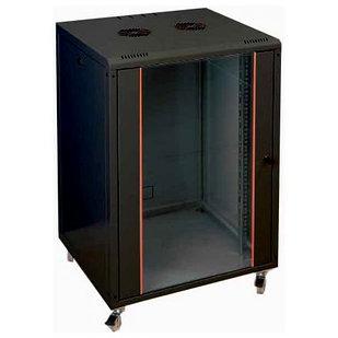 """Коммутационный шкаф Estap ECO22U66 19"""" 22U 600*600 мм"""