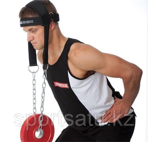 Головная лямка для тренировки мышц шеи - фото 2
