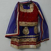 Индийские костюмы, сари