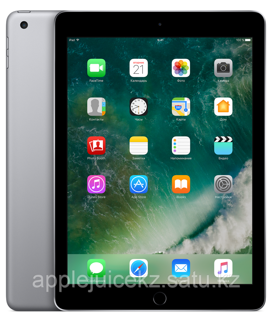 IPad, Wi-Fi + Cellular, 32Gb Space Gray