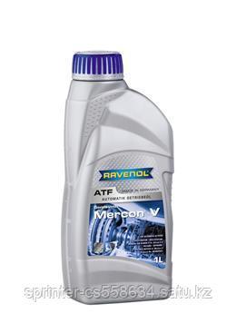 Трансмиссионное масло RAVENOL ATF Mercon V 1 литр