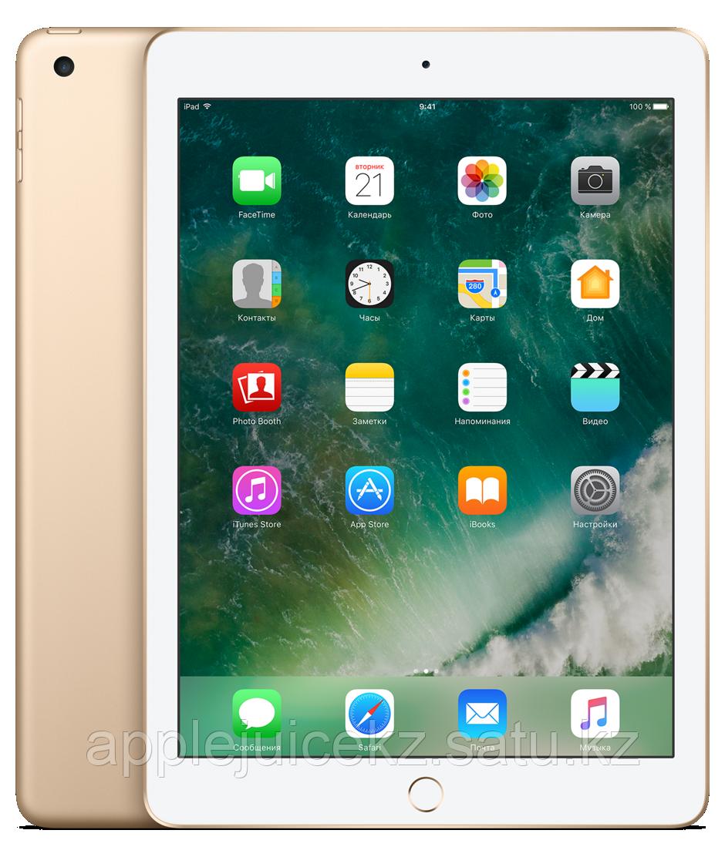 IPad, Wi-Fi + Cellular, 128Gb  Gold