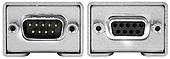 Передатчик сигналов Gefen EXT-RS232