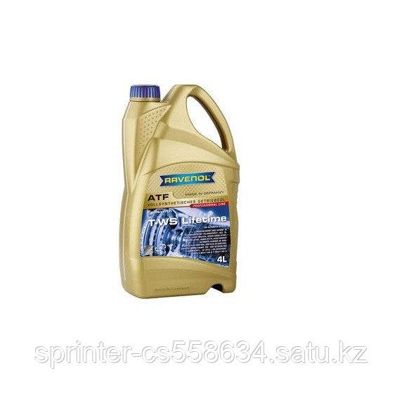 Трансмиссионное масло RAVENOL ATF T-WS Lifetime 4 литра