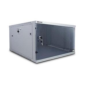 Шкаф настенный BIGGER WMO3G-54545006 19'' 6U